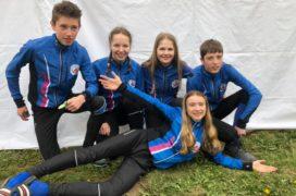 Tiomila Ungdoms-stafett 2019